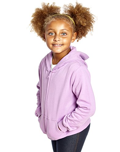 Kids Cotton Hoodie Purple 5 Years ()