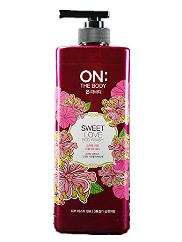 [Lg H&H] ON: The Body Korea Made Body Wash 900ml (Sweet Love) ()