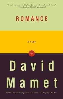 Romance by [Mamet, David]