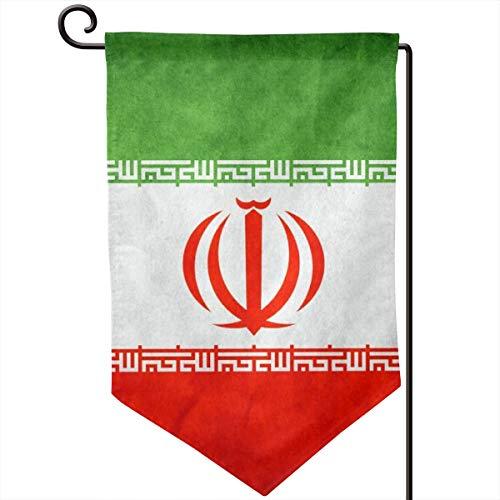 HappyLifea Flag of Estados Unidos Mexicanos 12.518 Inch Garden Flag Waterproof Double Sided Yard Outdoor Decorative]()