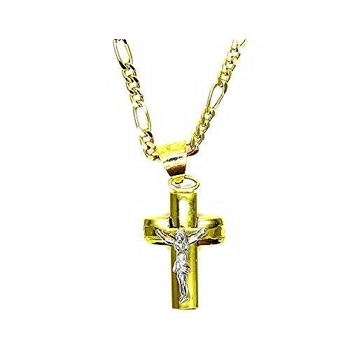 a56889de8ade 60% de descuento Pegaso Gioielli – Collar de oro amarillo de 18 quilates -  Malla