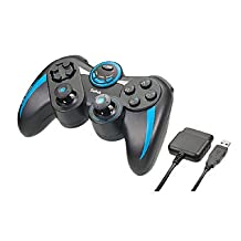 TOPAA Saitek Wired Controller for PS3/WIN7/VISTA/XP/PS2