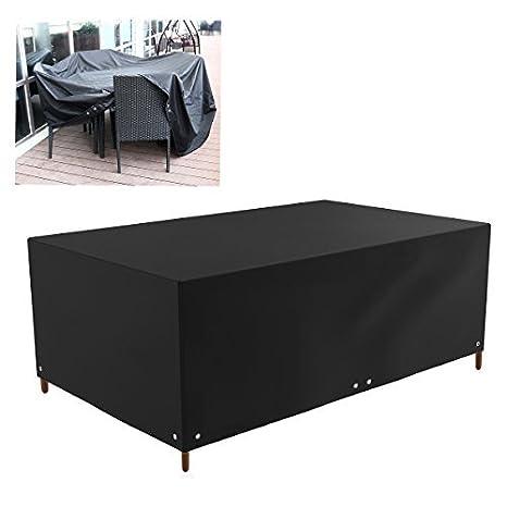 Amazon Com Winomo Outdoor Patio Furniture Protector Covers