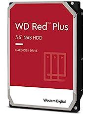"Western Digital 4TB WD Red Plus NAS Internal Hard Drive HDD - 5400 RPM, SATA 6 Gb/s, CMR, 64 MB Cache, 3.5"" - WD40EFRX photo"