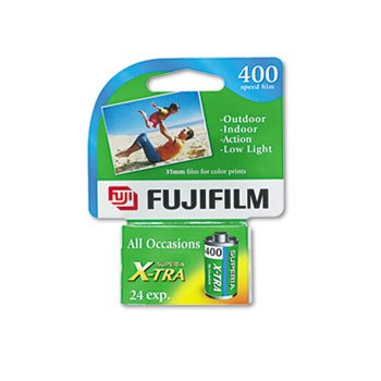 Fuji® Superia 35mm Color Film FILM,SUPERIA,400SPD,24EXP 16216 (Pack of15)