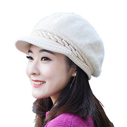 65ab69ecc98c5 Folamer Newsboy Hats for Women