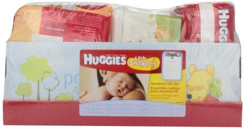 Amazon.com : Huggies Newborn Diapers & Wipes Gift Set : Baby