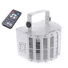 Lixada 24W RGBW DJ Projektor