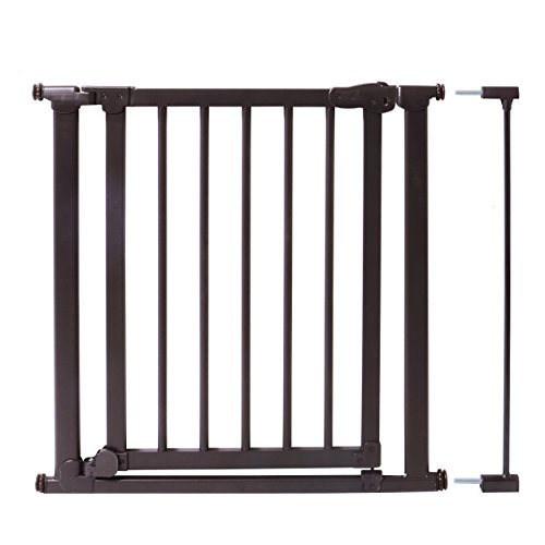 Evenflo Embrace Wood and Metal Gate