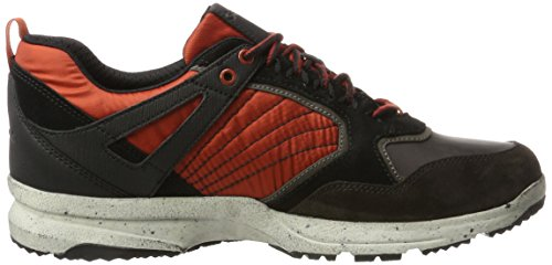 Basses U Marron Rust A Sneakers B ABX Coffee Dk Geghy Geox Homme qPp8xCdYwq