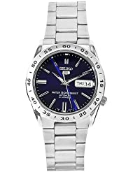 Seiko Mens SNKD99 5 Stainless Steel Blue Dial Watch