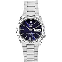 Seiko Men's '5' Automatic Stainless Steel Sport Watch, Color:Silver-Toned (Model: SNKD99)