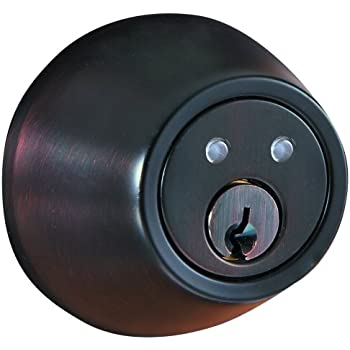 Morning Industry RF-01OB Radio Frequency Remote Deadbolt, Oil Rubbed Bronze