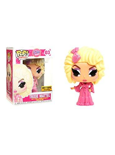 Funko Pop! Drag Queens #03 Trixie Mattel Vinyl Figure
