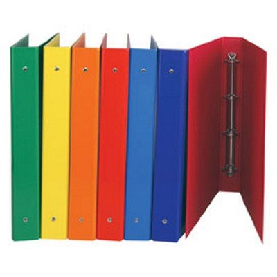 STARLINE stl6004 Ring Binder, Assorted Colours
