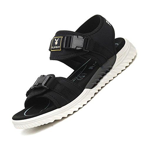 Rapida Sandali Summer da Casual Asciugatura Fashion Scarpe Studenti Sandali Uomo Shoes Beach Morbide Black Outdoor AD Trendy ZPEdwqd