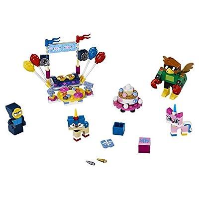 LEGO Unikitty! Party Time 41453 Building Kit (214 Pieces): Toys & Games