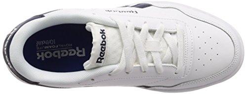 Navy Techque Gum T uomo bianco da Reebok Collegiate Scarpe 000 Royal multicolore fitness UPqEwqvT5x