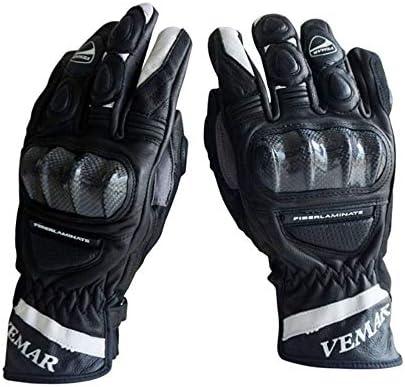 JIANYI JP 防水サイクリングモーターサイクルグローブモーターサイクルハンティングフィッシングクライミングハイキンググローブ(ブラック) (Color : Black/white, Size : XL)