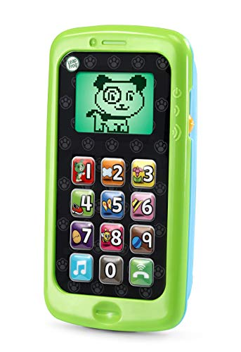 LeapFrog Chat and Count Smart Phone, Scout, Assorted Colors by LeapFrog (Image #2)