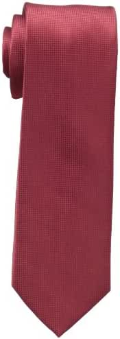 Haggar Men's Tall Washable Classic Solid Tie