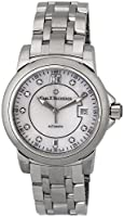 Carl F. Bucherer Patravi AutoDate Automatic Steel Watch MOP Dial 00.10617.08.77.21