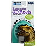 Discovery Channel View-Master Learning 3D Reels Dinosaurs Ancient Giants