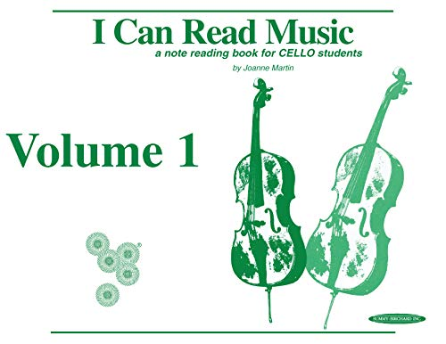 I Can Read Music: For Cello, Volume I