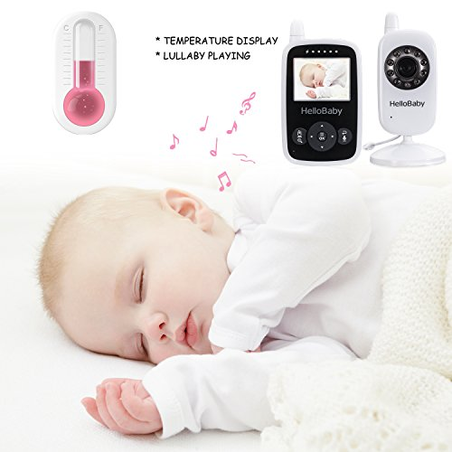 98de0aa547e Hello Baby Wireless Video Baby Monitor with Digital Camera - Import It All