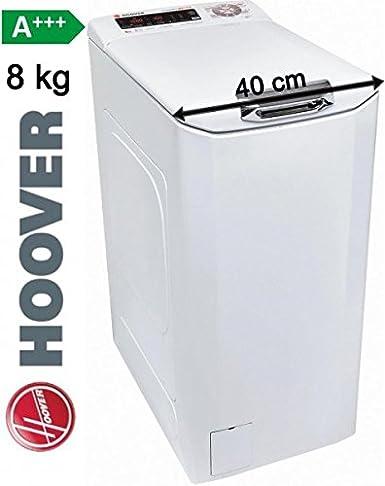 Hoover Lavadora carga superior 8 kg. 40 cm 1200 u/min a + + + ...