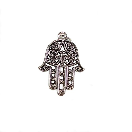 Charm Expandable Bangle Bracelet Hamsa
