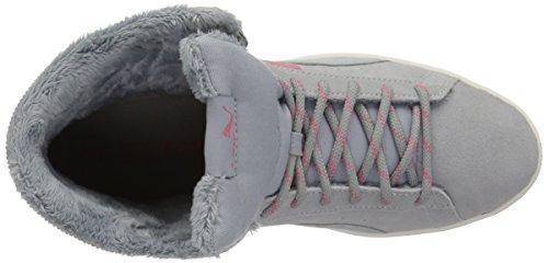 Puma Mujeres Vikky Mid Corduroy Sneaker Quarry-cantera