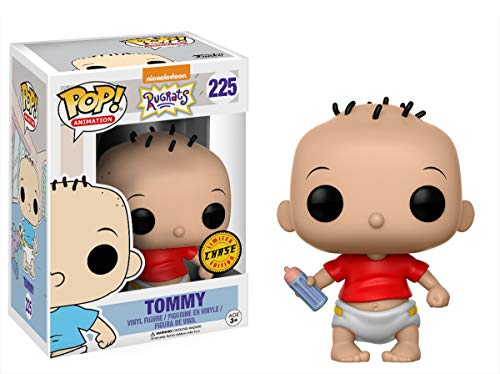 Funko POP! Animation Nickelodeon Rugrats Tommy Limited Edition CHASE Toy Action Fi