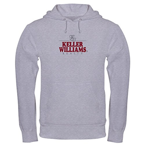 CafePress - Keller Williams Realty - Pullover Hoodie, Classic & Comfortable Hooded Sweatshirt