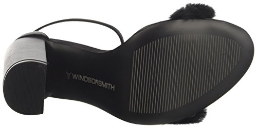 Windsor Smith Women's Immy Open Toe Sandals Black (Black 001) SvqH4oGQ4k