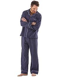 03c4549aa071d Classic Mens Pajamas Cotton - Men Pajamas Set