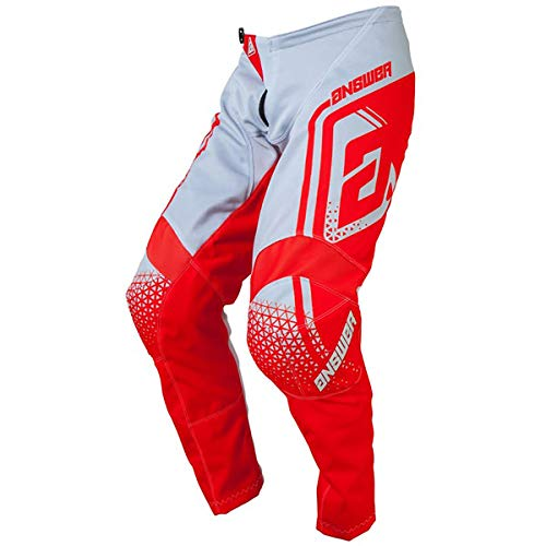 - Answer 2019 Syncron Air Pants - Drift (34) (FOG/RED)