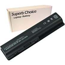 Superb Choice Battery for Compaq Presario CQ60-215DX, CQ60-224NR, cq60-228us, CQ60-419WM