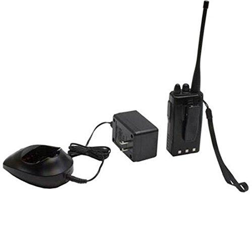 Klein Electronics BLACKBOX-U Blackbox Professional UHF Two-Way Radio, 4 Watt power, 16 Channel and busy channel lock out, Frequency range 430~470Mhz, 2-Tone Encode/Decode by Klein Electronics (Image #1)