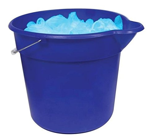 TRIMACO 01840 Supertuff Nitrile Glove Bucket, 300-Ct