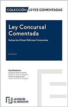 Descargar Torrents En Español Ley Concursal Comentada: Leer Formato Epub