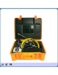 Kohstar Factory Price Cctv Sewer Inspection Camera System 30m Fiberglass Cable With Counter Device