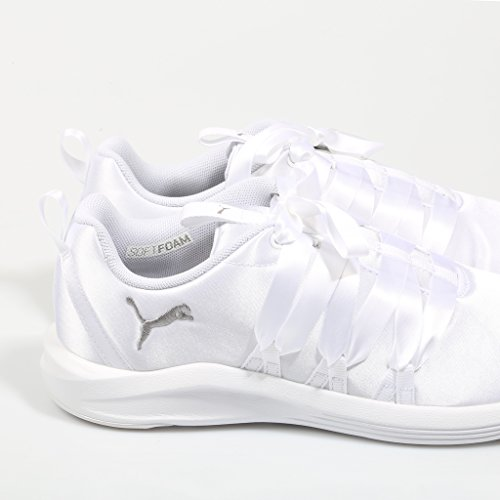 Puma Sneaker Femme Blanc Blanc