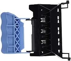 F Fityle Cubierta del Carro del Cabezal de Impresión para HP DesignJet 500, 500PS, 510, 510PS, 800, 800PS, 815, 820 plotters