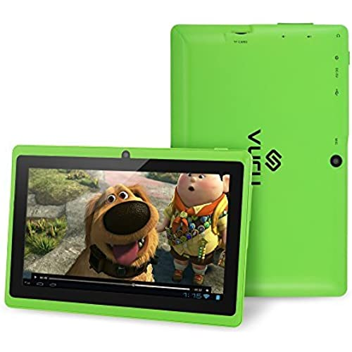 VURU A33 7-Inch 8GB Tablet (Green) Coupons