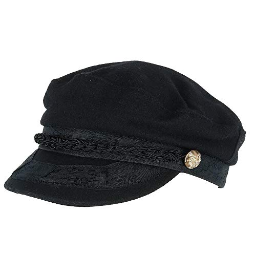 Epoch Hats Company Men s Greek Fisherman Hat with Braided Band 8f1308a8b4da