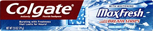 Colgate MaxFresh Anticavity Fluoride Toothpaste
