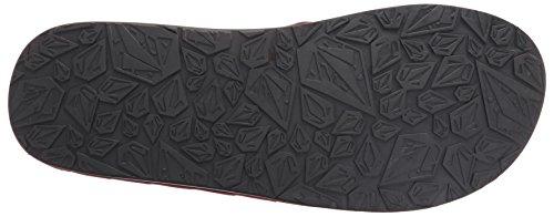 Sndl Recliner Uomo Crimson Infradito Volcom 80pS5qxw8