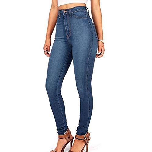 Pieds Jeans Femmes 3 Extensible Minces Haute Taille Pantalons RXF Pantalons taient tUYFwq60