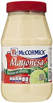 Mccormick - Mayonesa con jugo de limones, 1.4 kg
